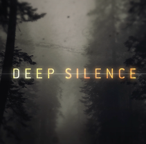 Proyecto MASTER MOTION GRAPHICS (DEEP SILENCE) x NEOLAND. A Motion Graphics, Film, Video, TV, 3D, Art Direction, Post-Production, Film, and VFX project by NEOLAND  - 03-05-2017