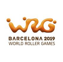 WRG BARCELONA 2019 / World Roller Games. A Illustration, Animation, Art Direction, Br, ing, Identit, and Pictogram design project by Anxo Amarelle         - 05.05.2017