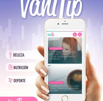 VaniTip. Un proyecto de Diseño gráfico de Lina Marcela Copete Lozano         - 01.05.2017