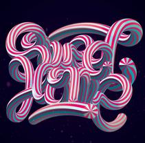 SWEET HOME. Um projeto de Design, Direção de arte, Design gráfico, Tipografia e Lettering de Joan Adrover         - 06.05.2017