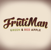 FrutiMan. A Design, Illustration, Photograph, Art Direction, Character Design, Crafts, Sculpture, Set Design, To, Design, Lettering, and Vector illustration project by Shiffa McNasty - 10-05-2017