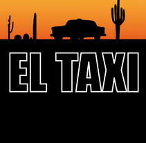 EL TAXI. A Comic project by Fernando Moreno         - 12.05.2015