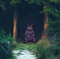 Bienvenido al bosque. Um projeto de Ilustração e Fotografia de Yumir Canelones         - 13.05.2017