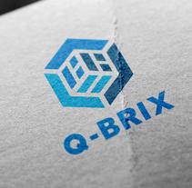 Q-Brix . Um projeto de Br e ing e Identidade de Daniel Martinez Vera         - 21.07.2016