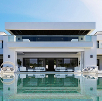 Villa Doñana Sotogrande. A Architecture project by Ark  Architects         - 19.05.2017