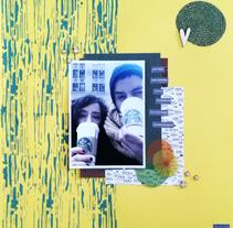 Collage 009. Un proyecto de Bellas Artes y Collage de Beatriz Cruz Díaz         - 24.05.2017