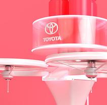 Toyota Cricket Lab. Un proyecto de Ilustración, 3D y Animación de JVG  - 05-06-2017
