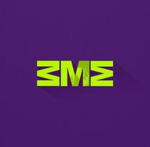 MMM : Mata Mentira Mentiroso (BLUE). A Design, Illustration, Advertising, Graphic Design&Icon design project by Gustavo Chourio         - 07.06.2017