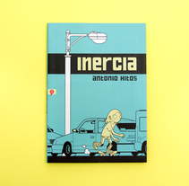 INERCIA. A Illustration, Graphic Design, and Comic project by Antonio Hitos - 31-10-2014