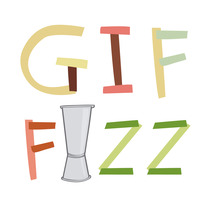 GIF FIZZ. A Illustration, Motion Graphics, Animation, and Vector illustration project by Mar Guixé-Magloire         - 02.06.2016