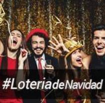 "Imágenes RRSS 2016 para ""Lotería de Navidad"". A Design, Advertising, Social Media, and Digital retouching project by Vicente Martínez Fernández         - 14.11.2016"