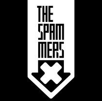 The Spammers isologo. Un proyecto de Diseño, Br, ing e Identidad, Diseño gráfico, Tipografía y Lettering de Refrito Studio  - 05-05-2017