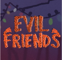 EVIL FRIENDS: Microhistorias animadas con After Effects. A Design, Illustration, Motion Graphics, 3D, Animation, Character Design, Video, and Character animation project by Iván Reyes         - 03.07.2017