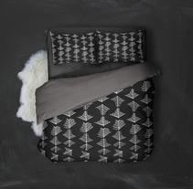 Estampados textiles para blancos. Um projeto de Design de Anita Acosta         - 06.07.2017