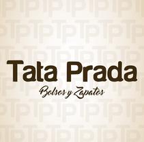 Tata Prada. Um projeto de Design de acessórios e Design de calçados de Juancho Osorio          - 07.07.2017