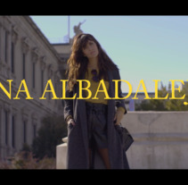 Ana Albadalejo | Intropía. A Advertising, Photograph, Film, Video, TV, Fashion, Film, and Video project by Javier de Juan Gerónimo         - 20.01.2017