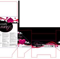 Packaging para caja de mecheros. Um projeto de Packaging de jrodmas         - 09.09.2016