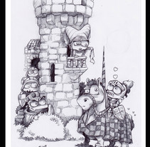 History. Un proyecto de Comic de Òscar Zurdet         - 20.07.2017
