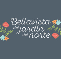 Bellavista del Jardín del Norte. A Graphic Design project by Anna Pujadas Baqué         - 20.07.2016