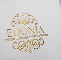 Edonia. A Design, Br, ing, Identit, and Graphic Design project by Arda Kissoyan - 24-07-2017