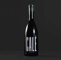 CALÉ . A Art Direction, Graphic Design, Packaging, T, and pograph project by Fran Méndez - 08-08-2017
