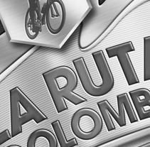 Ruta Colomba - Gran Fondo. A Art Direction project by Raul E. Jaramillo Ortiz         - 12.08.2017
