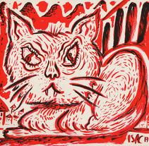 """Pent-hell"". Um projeto de Ilustração de Isaac López Virgili (ISAC)         - 14.08.2017"