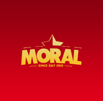 Logo Moral Clothes . A Design, Illustration, and Graphic Design project by Yermain  Garcia         - 17.08.2017