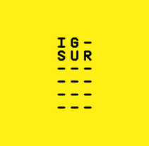 IG-Sur. A Design, Art Direction, Br, ing, Identit, and Graphic Design project by Buenaventura  - 23-08-2017