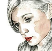Silencio. Un proyecto de Ilustración y Bellas Artes de Crisbel Robles         - 11.02.2015