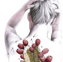 Thorn. Un proyecto de Ilustración, Artesanía y Bellas Artes de Crisbel Robles - 23-06-2016