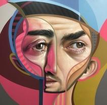 Cuadro de NIKONE -En mi estudio LINARES-. Un proyecto de Bellas Artes de Miguel Ángel Belinchón Bujes - 23-01-2017