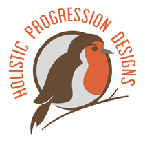Holistic Progression Designs. A Design, Br, ing, Identit, and Graphic Design project by Seri Gomes         - 20.09.2016