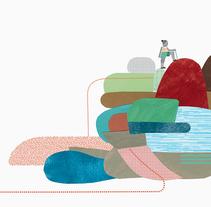 CAMÍ DE CAVALLS | Excelente Iberia. A Design&Illustration project by anne         - 01.08.2017