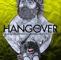 Mi Proyecto del curso: Ilustración artística y comercial. The Hangover (Resacón en Las Vegas). Um projeto de Ilustração de Ralf Wandschneider         - 19.09.2017