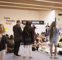 STARCKIZANDO taller abierto en Centro Pompidou Málaga. Un proyecto de Diseño de DIKA estudio         - 16.09.2017