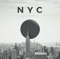 NYC As Time Goes By. Un proyecto de Vídeo de kote berberecho         - 22.06.2017