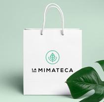 La Mimateca — Branding & E-commerce. Un proyecto de Br, ing e Identidad, Diseño gráfico, Diseño Web y Diseño de iconos de Sara Moreno - 10-04-2015
