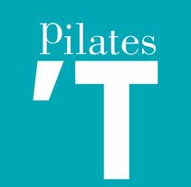 Connecta't Pilates. Un proyecto de Diseño gráfico de Comboi Gràfic         - 30.08.2017