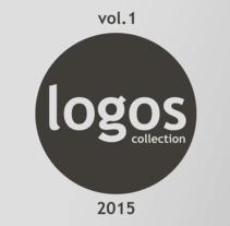Colección Logos 2015 - Vol. 1. Um projeto de Design gráfico de Carlos Barthelemy         - 30.09.2017