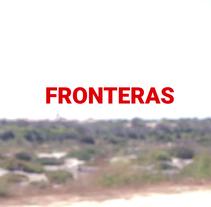 Trailer cortometraje Fronteras. A Film project by Elena Medina Royo         - 01.10.2017