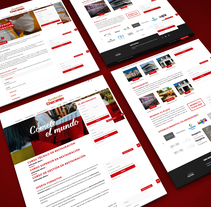 Fundación Cruzcampo. A Design, UI / UX, Information Architecture, Interactive Design, Web Design, and Web Development project by mkg20         - 14.05.2017