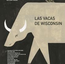 "1 Ayudante arte ""Las Vacas de Wisconsin"". A Advertising, Film, Video, TV, Art Direction, and Set Design project by Javier Martínez Santiago         - 07.11.2015"
