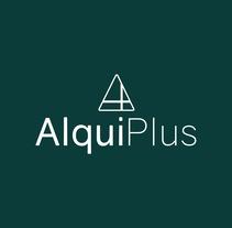 AlquiPlus. Un proyecto de Diseño, Publicidad, Br e ing e Identidad de Samuel Juan Lora         - 01.06.2017