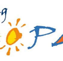 Logotipo Camping Riópar. Um projeto de Design, Br e ing e Identidade de Edith Llop Roselló         - 01.04.2007