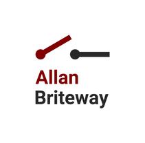 Identidad corporativa - Allan Briteway. A Br, ing, Identit, and Graphic Design project by Alejandro Chamorro Torrecilla         - 18.10.2017