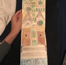 Mi Proyecto del curso: Dibujo para principiantes nivel -1. Um projeto de Ilustração de Júlia Colomer - 18-10-2017
