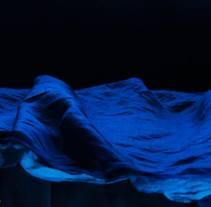 """Mucho más allá del azul"". A Photograph, and Art Direction project by Zaile  Palacios - 18-10-2017"