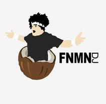 Fenómeno DJ (FNMN DJ). A Design project by Jose Perona Navarro         - 19.10.2017