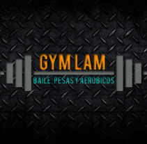 Gym Lam. A Design, Advertising, Photograph, Creative Consulting, and Production project by Leo Rustrián         - 19.09.2016